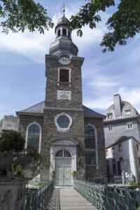 Gottesdienst Monschau @ Evangelische Stadtkirche Monschau